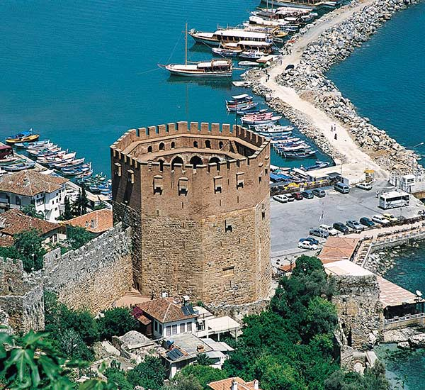 Discover Alanya