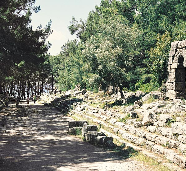Age of Phaselis