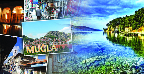 Muğla Market and Akyaka (Marmaris)