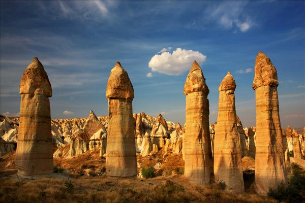 Cappadocia by flight 1 day